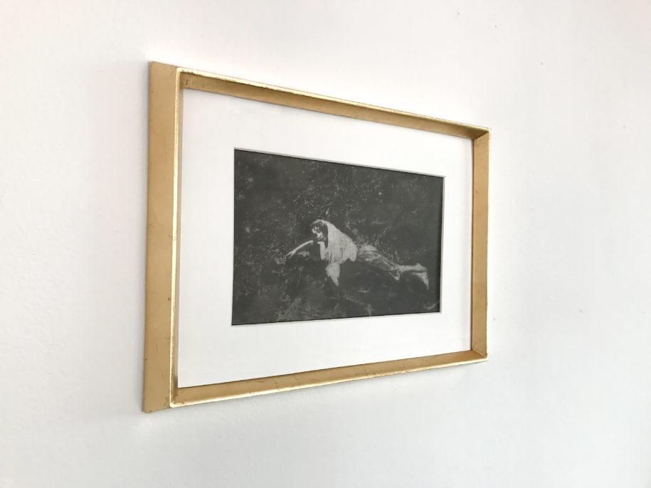 """Francisco Medail , """"Ottorino D'Acierno c.1922"""" (2019). Del proyecto La Forma Pristina. Cortesía del artista"""
