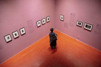 """Vista de exposición Sol negro, FotoMéxico """"Mujeres"""", 2019. Cortesía del Centro de la Imagen"""